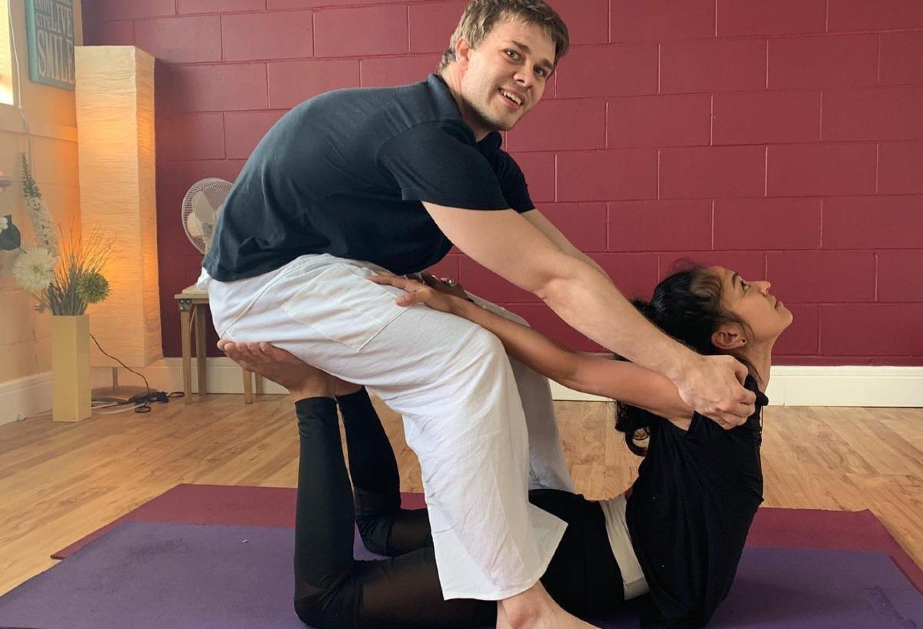 Vancouver Thai Massage